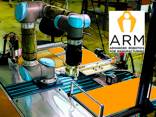 The Robotic Assembly of Garments – An ARM Institute Project Highlight