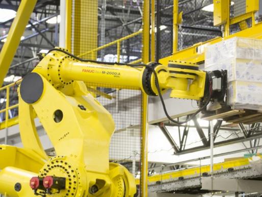 La Pandemia Lanza el Interés en la Automatización, la Ordenes de Robot se Incrementan