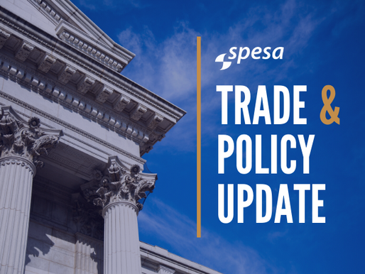 Trade & Policy Round-up for April