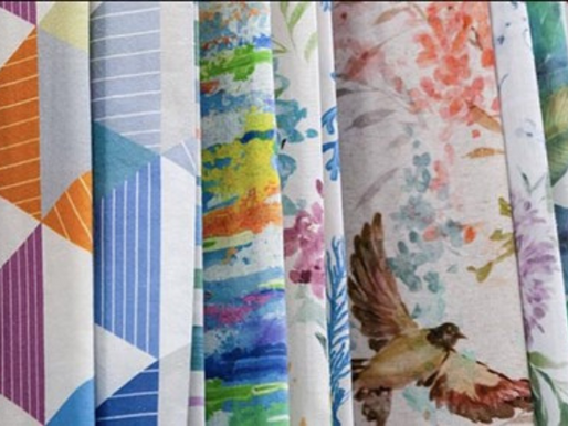 Five Sustainable Fibers and Innovations That Will Define the Future of Fashion's Printed Textiles