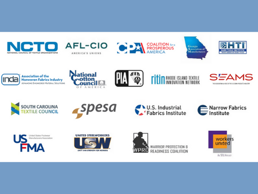 Industry and Union Coalition Outlines Policy Recommendations in Letters to President Biden, Congress