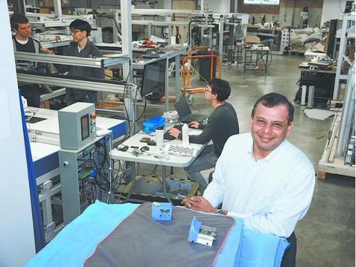 La Puesta en Marcha de Softwear Automation Robotics Cierra con $18.1M su Ronda de Series B