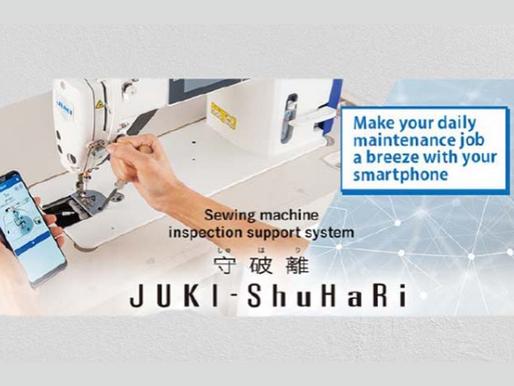 JUKI Steps Closer Towards Digitization; Launches ShuHaRi and E-learning Platforms