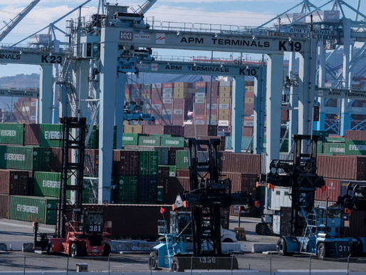 'Everything That Can Flow is Being Thrown into Transpacific Trade,' Ocean Expert Says