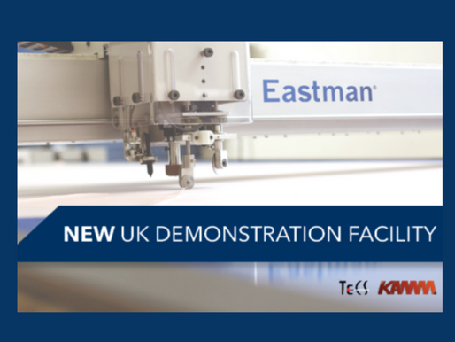Eastman Machine Company Announces Appointment of TeCS to Represent Eastman in the UK and Ireland