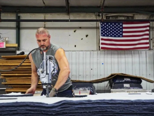 US Apparel Manufacturing Led Production Growth in December: ISM