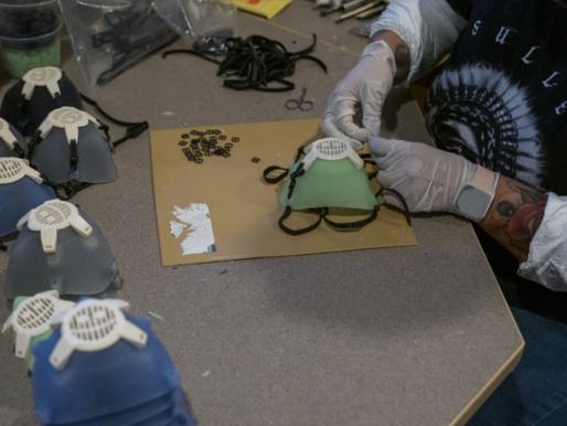 ¿Por qué América No Puede Producir Suficientes Mascarillas N95? 6 Meses de Pandemia y la Escases