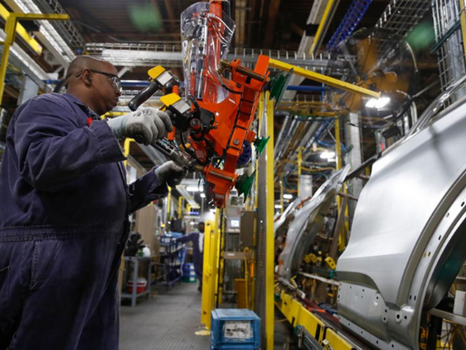 Six Manufacturing Tech Trends To Look For In 2021