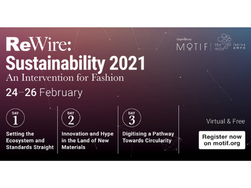 ReWire: Sustainability 2021
