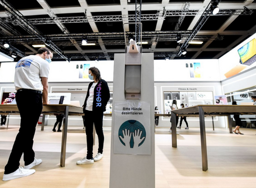 Trade Shows Limp Back to Life After Lockdowns