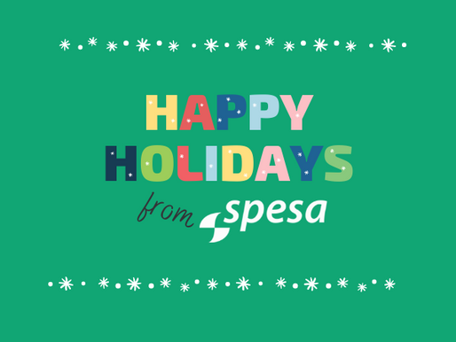 Happy Holidays from SPESA!