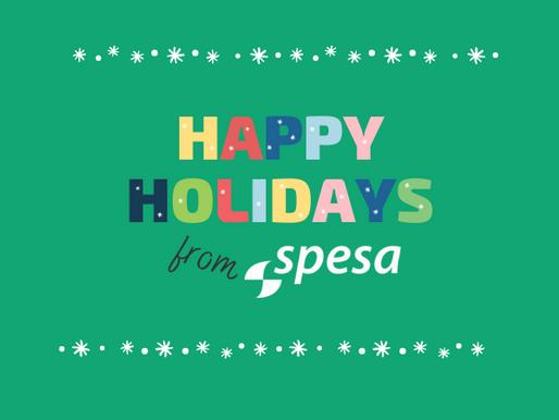 Happy Holidays from SPESA!