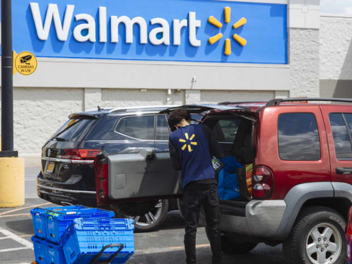 Walmart Says it Will Support U.S. Manufacturers with $350 Billion of Added Business