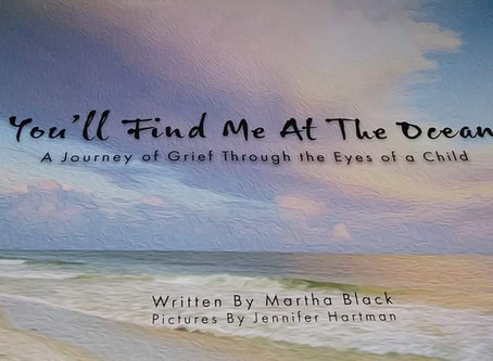 You'll find me at the ocean - Book Review