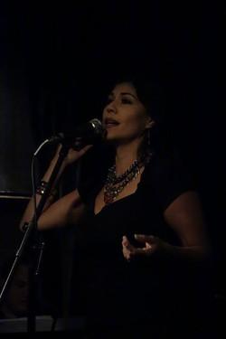 Ana Diaz en  Casa Mezcal NY 2015