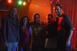 Alex Brown, Ana Díaz, Benjamin WillisMike Eckroth, Juan Felipe Mayorga en Terraza 7