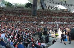Auditorio Guelaguetza Concierto