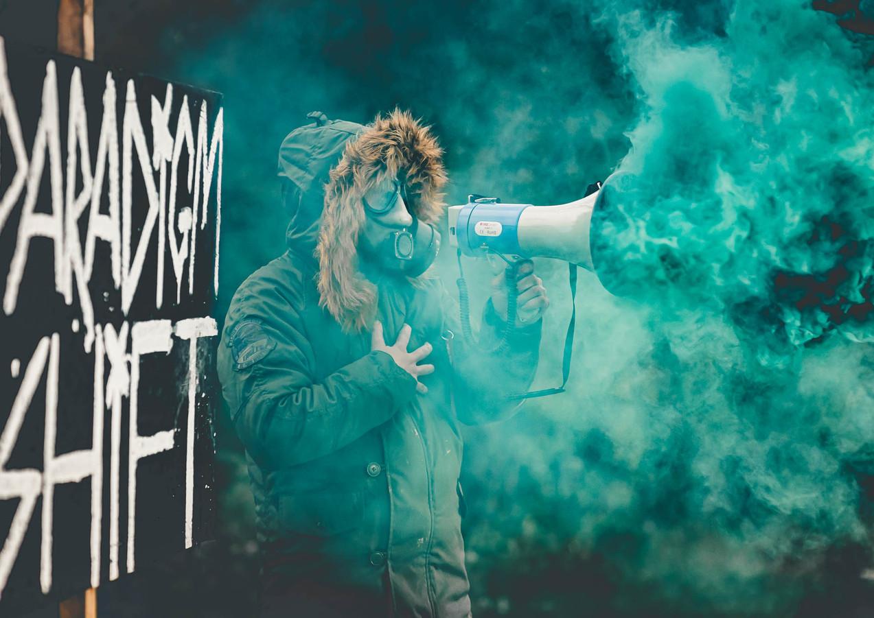 Paradigm Shift Album Cover