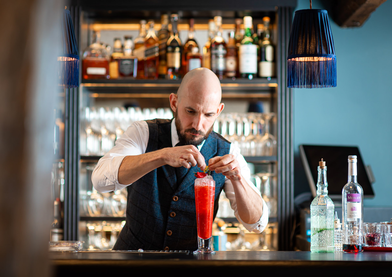 Drink cocktail photography brighton