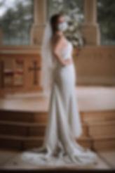 Covid Bride