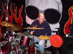 Dan on Drums