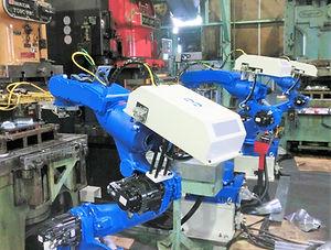 全自動ロボット