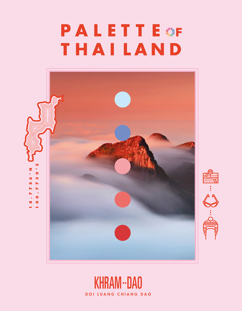 Palette of Thailand Design