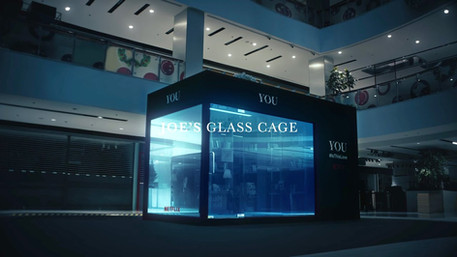 Joe's Glass Cage - Netflix