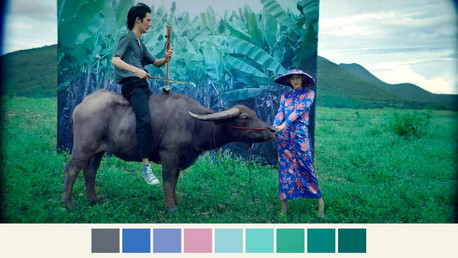 Palette of Thailand Film