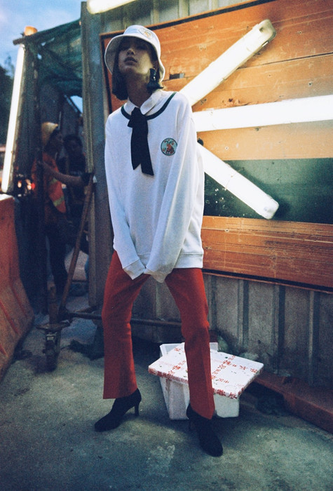 Street Jungle Fashion Collection -SangSom-