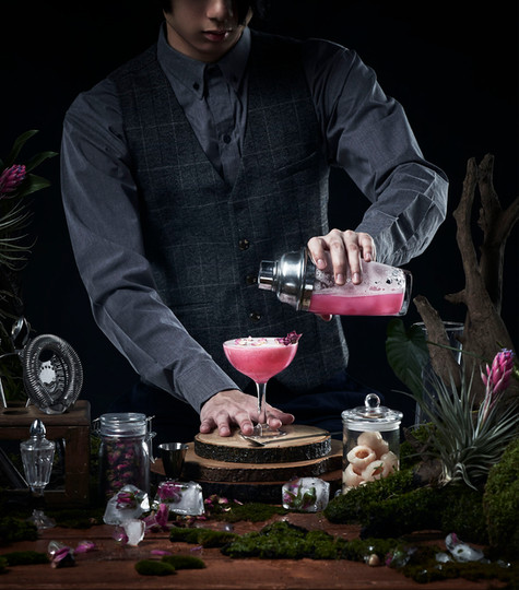SangSom Jungle Cocktails