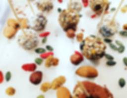 Energy Balls / Animation culinaire bio Carrefour Market