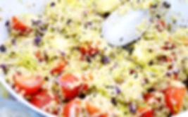 Atelir de cuisine / Salade vitalité