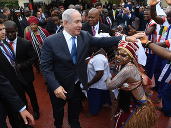 Looking Up: Challenges and Opportunities in Israel-Africa Relations