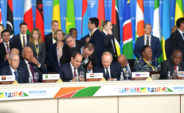 Doing More with Less: Russia as a Rising Power in Africa