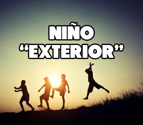 "Niño ""Exterior"""