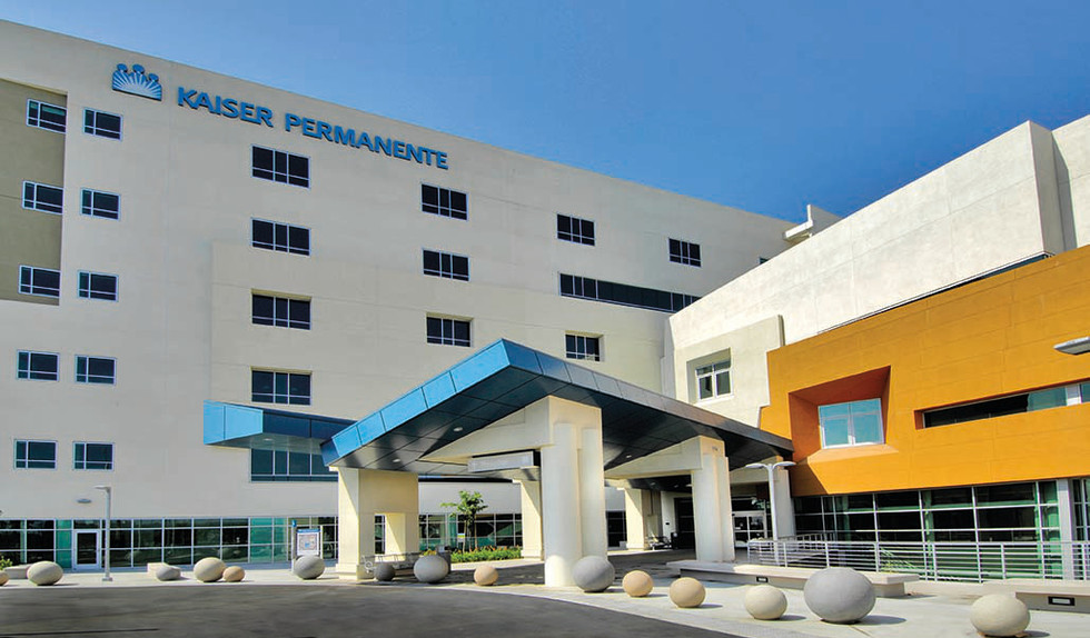 Kaiser Permanente Hospital