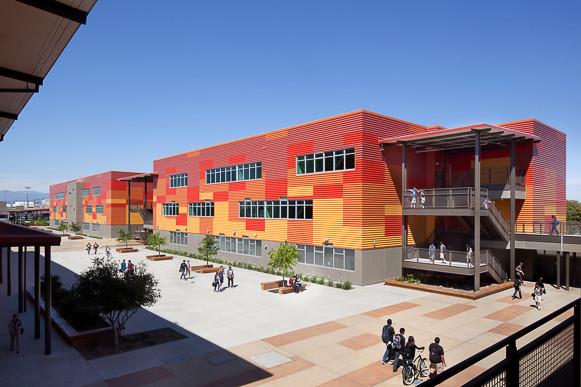 LAUSD South Region High School 7