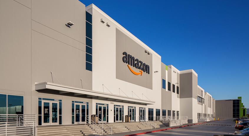Amazon Goodman Commerce Center