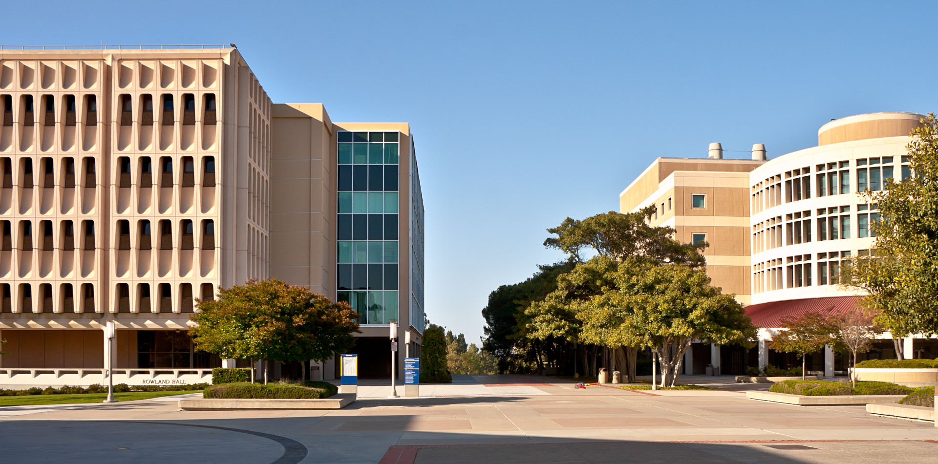 UCI Science Plaza