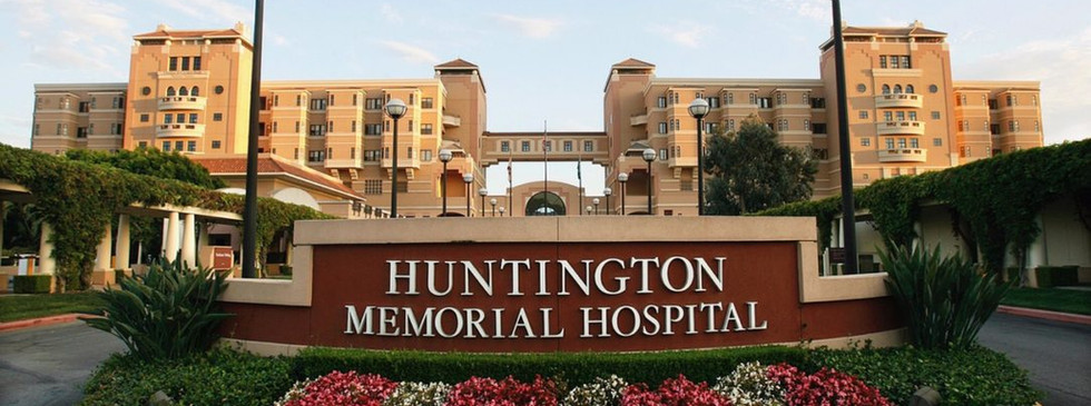 Huntington Memorial Hospital
