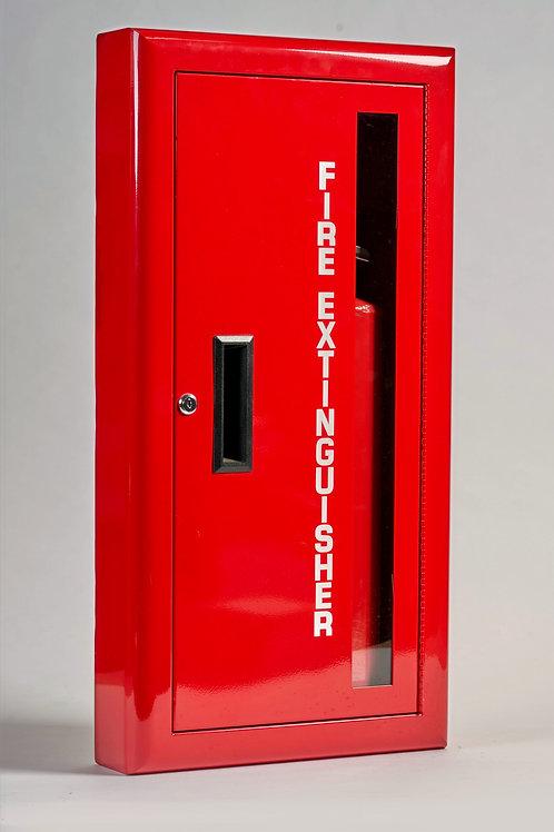SL 2310 Red Cabinet Big Window Door Lock