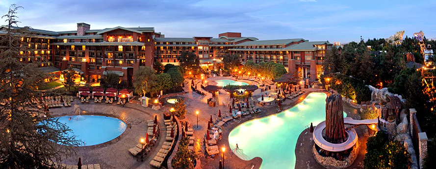 The Disney Grand Californian