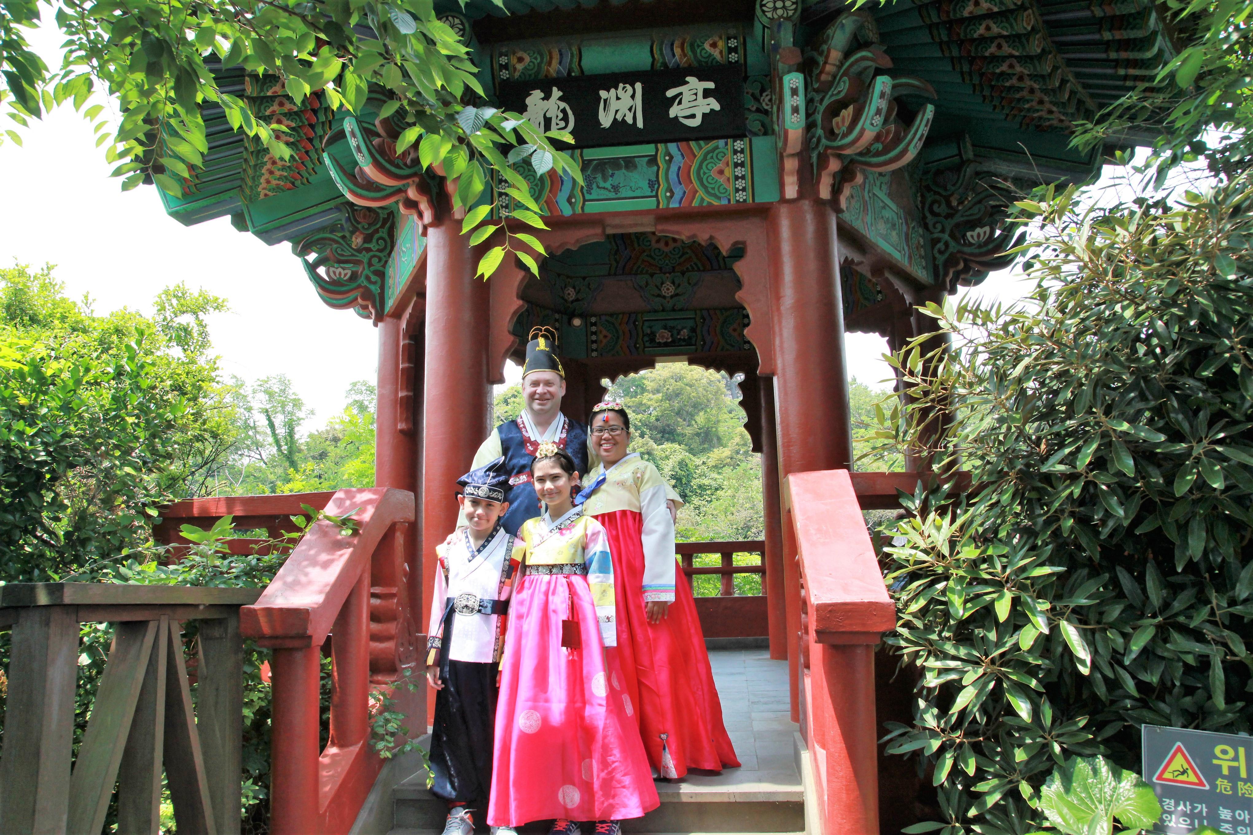 [Adult] Hanbok Rental for full day