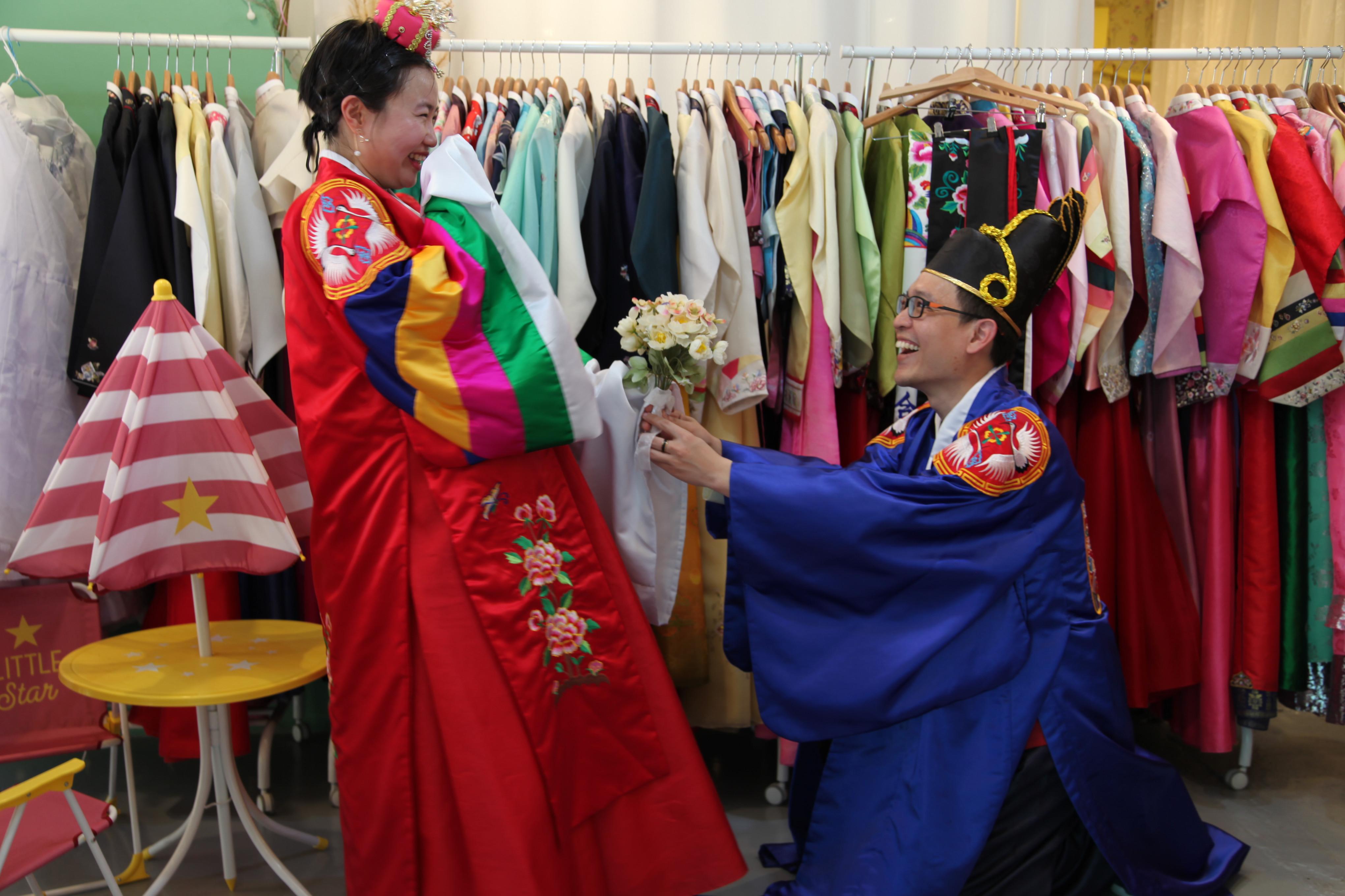 [Adult] Hanbok Rental for 4hrs