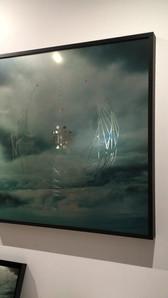 Feel Flow • Expo L'or Bleu Galerie N'obliges 2019