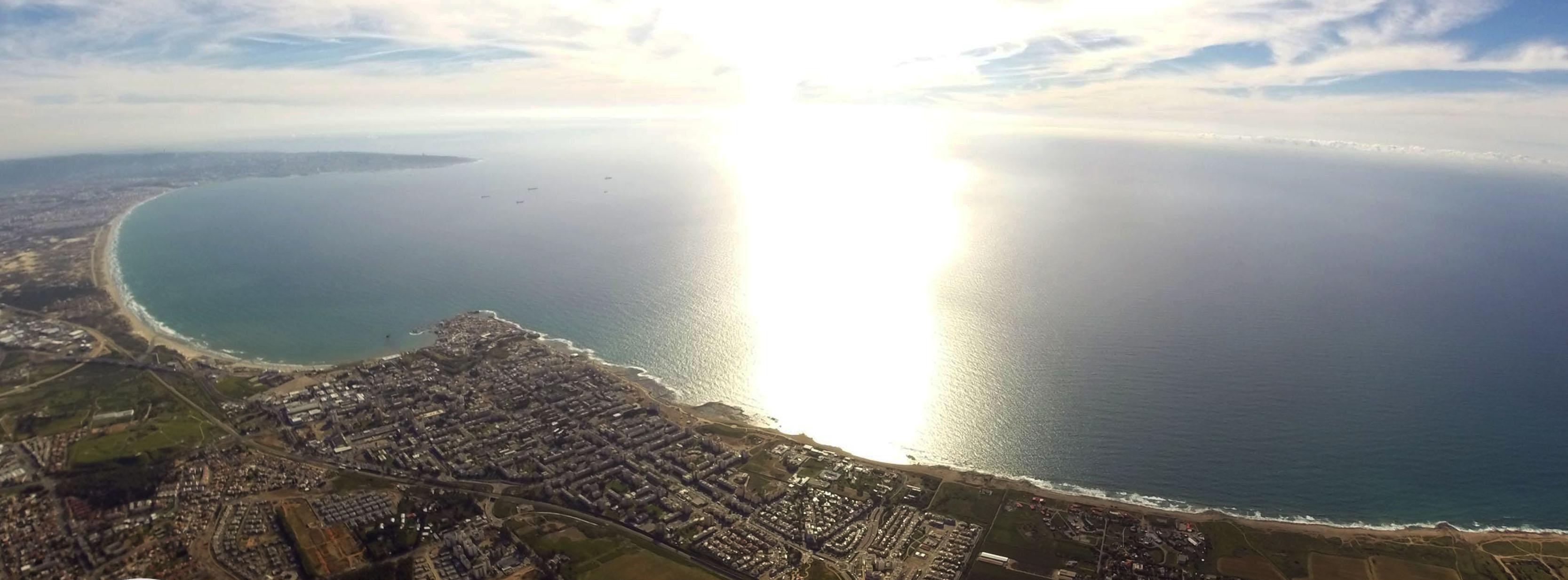 מפרץ עכו והעיר העתיקה