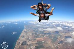 tandem jump israel