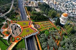 הגנים הבאיים בחיפה