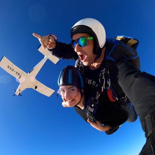 GoJump Skydiving Israel Dead sea